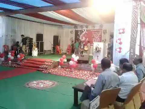 Best folk dance Ncc Army wing GDC KULLU   M K Verma