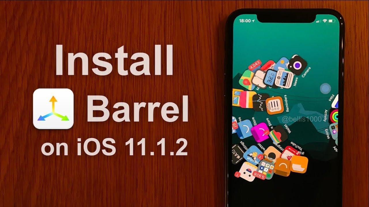 iOS 11 0-11 1 2 Jailbreak - How to Install Tweaks Manually via SSH