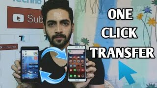 Transfer Data With Just One Click - Wondershare Mobile Trans