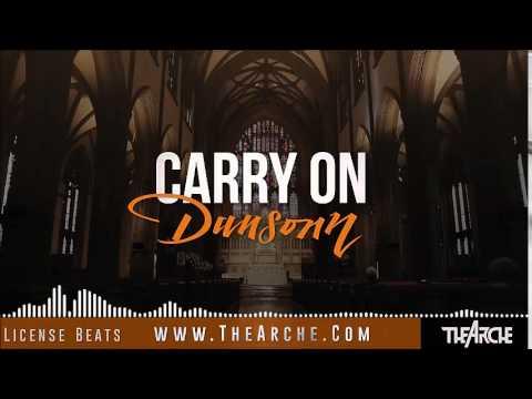 Carry On - Deep Sad Piano String Beat | Prod. by Dansonn