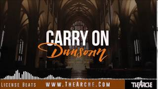 """Carry On"" Deep Sad Inspiring Piano String Beat"