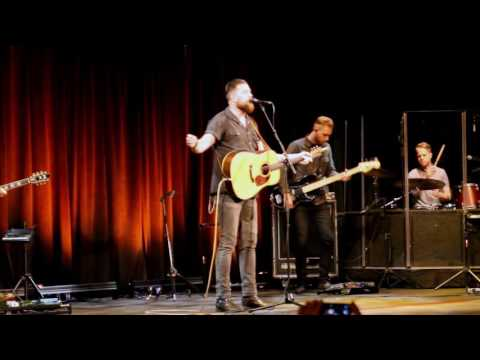 Zach Williams performing Chain Breaker at CMB Conference Nashville