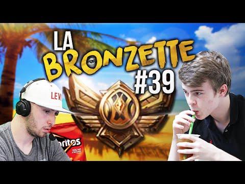 Les Guignols ! | LA BRONZETTE #39 - CHAP ET ALDERIATE