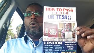 LIFE IN THE UK TEST AND THEORY TEST...