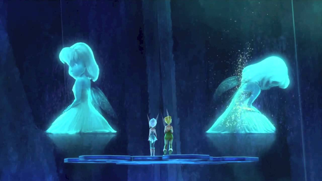 """Download Tinkerbell Secret of the wings - """"Born of the same laugh"""" scene"""