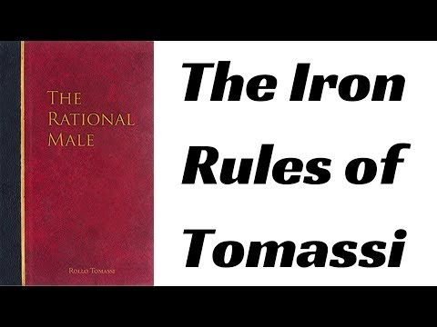 The 9 Iron Rules of Tomassi