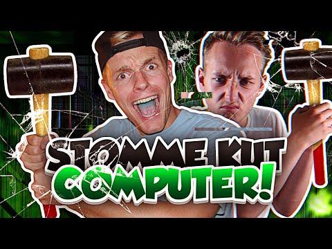 STOMME KUT COMPUTER! Minecraft Survival #39