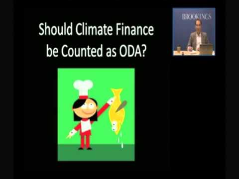 Andrew Steer: climate finance, philanthropy and social impact investment.