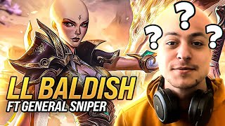LL STYLISH | LL BALDISH FT GENERAL SNIPER
