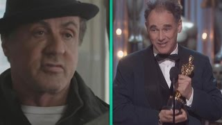 Oscars Upset: Sylvester Stallone Loses Best Supporting Actor to Mark Rylance