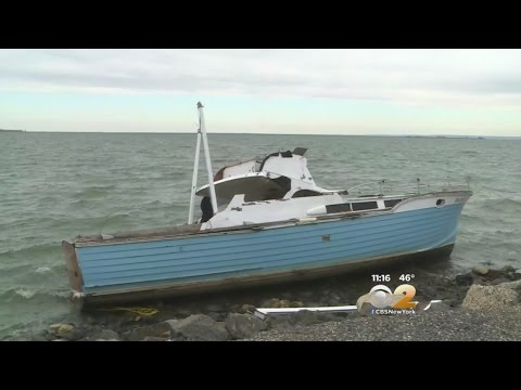 Mystery Boat In New Jersey