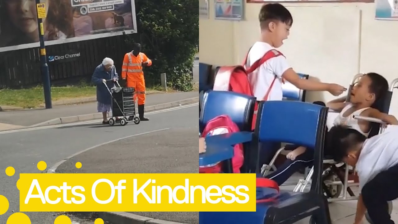 Random Acts of Kindness - Restoring Faith in Humanity 2019