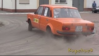Fiat 125p 1.6 DOHC - MARAKANT / Best of 2013