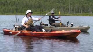 Pelican Catch 120 Angler Kayak (Dunham's Sports)