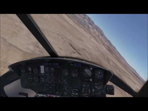 Accuracy Flight Test - DCS UH 1H FAT  Joe - Part 1 flight dynamics