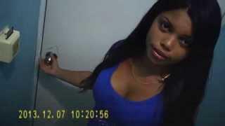 HOT DOMINICAN GIRL IN SANTO DOMINGO DOMINICAN REPUBLIC SEXY