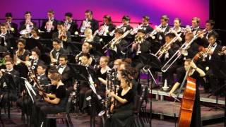 A Whole New World (Senior Feature), Menken, Rice/Wilson - Troy Symphonic Band, 5/11/16