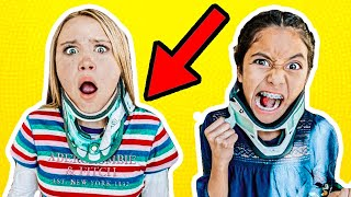 LAST to take NECK BRACE OFF Wins $1000!
