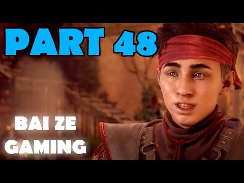 Horizon Zero Dawn Part 48 - Sunstone Rock, Killing Nil, Catching Fermund!