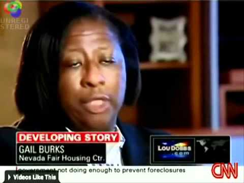 Government Home Loan Assistance a Failure, CNN News