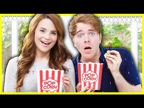 Thumbnail: THE POPCORN CHALLENGE with ROSANNA PANSINO