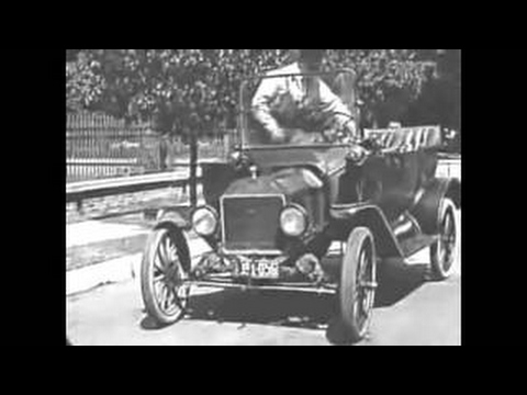 J-U-N-K – 1920- Hank Mann - One of the earliest of film comedians-A comedy film-Full mov
