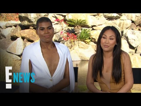 Do EJ Johnson and Dorothy Wang Have Similar Taste in Men? | Celebrity Sit Down | E! News