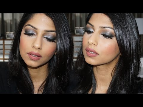 Last Minute Valentines Day Makeup Tutorial! Easy, Quick Smokey Eyes!