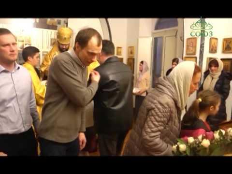 В храме святителя Николая в Риме завершился монтаж мозаичного образа Покрова Пресвятой Богородицы