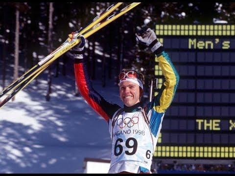 Civil Engineer Wins Biathlon Gold - Halvard Hanevold | Nagano 1998 Winter Olympics