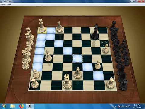 Chess Titans: Chơi cờ vua với Windows 7