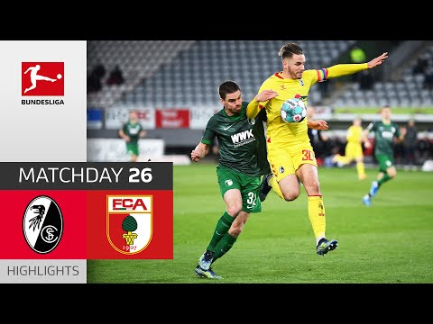 Freiburg Augsburg Goals And Highlights