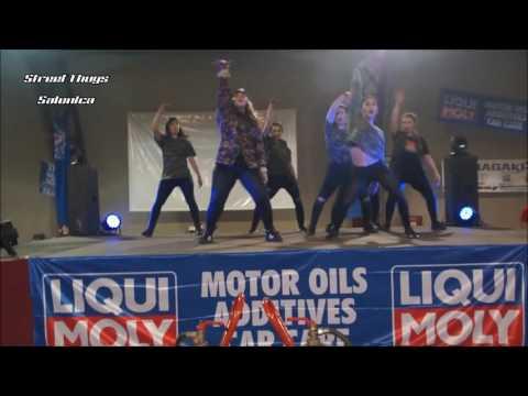 Twerk by Pro Dancing Studio @ Thessaloniki Tunning Show 3 | Street Thugs Salonica |