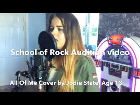 SCHOOL OF ROCK | Musical Cast Audition For Kids | UK London