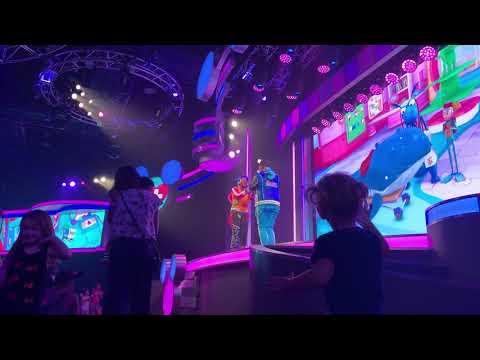 Disney Junior dance party at Hollywood Studios