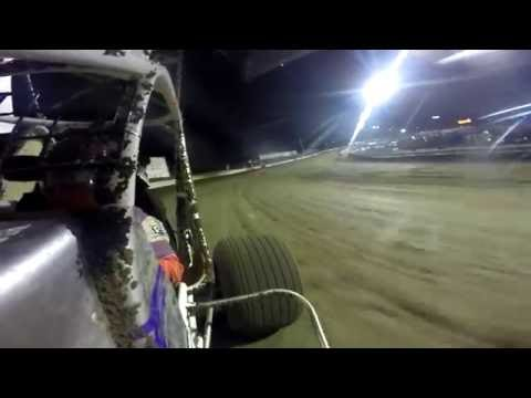 Bobby Becker 8b and Nebraska 360s at I-80 speedway