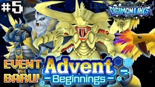 Event Baru & Mega Baru   Digimon Links - Part 5 [ENG] Android RPG (Indonesia)