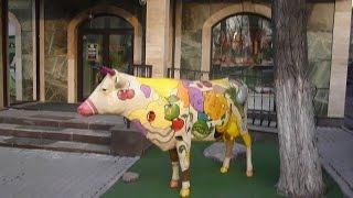 Веселая коровка или магазин от фермера 11 02 2015(, 2015-02-13T15:50:00.000Z)