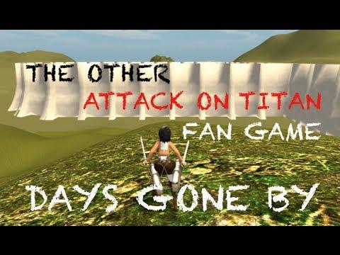 Attack On Titan 2 - Gameplay - Mikasa Friendship Moment