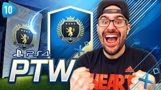 MY ELITE REWARDS WITH THE MEGA TEAM TO GLORY! FIFA 18 ULTIMATE TEAM #10