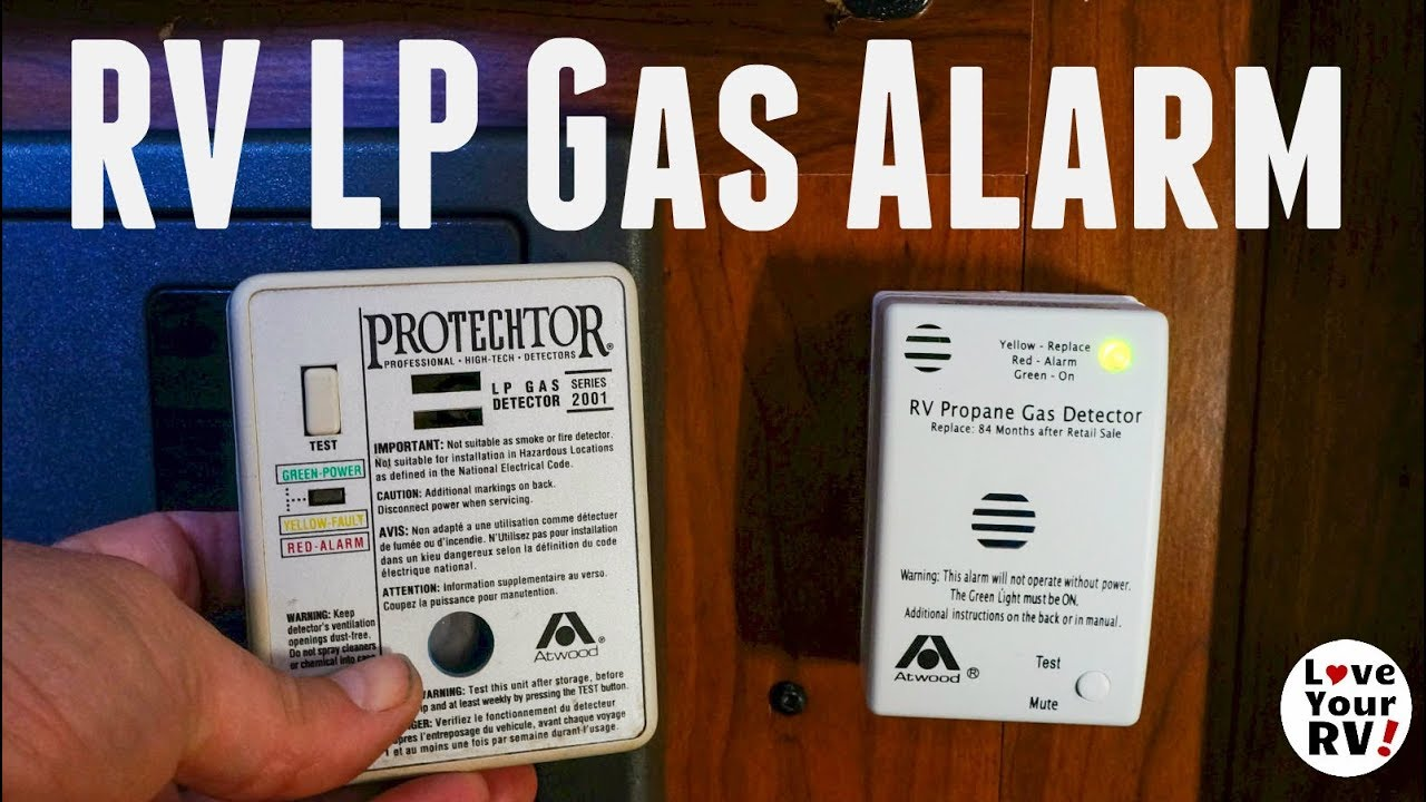 Replacing Expired RV LP Gas Detector (Atwood ProTECHTor)