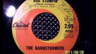 THE BARNSTORMERS - BUG STOMPIN