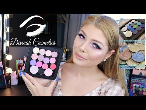 Devinah Cosmetics Pink Icing Bundle Reveal + Blue Betch & Fairy Dust Pixie Collections
