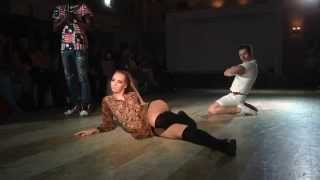 "SIBERIAN VOGUE BALL ""Ancient Greece"" | Femme vogue. 1\2 final Sofa vs. Dima Ninja-Bonchinche"