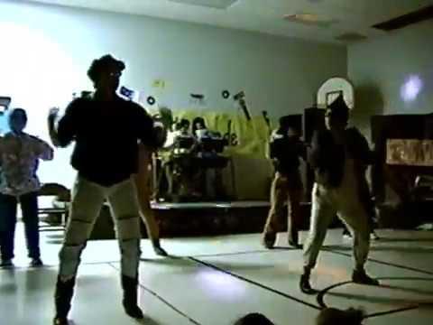 1997 Harrison Schmitt Sock Hop   Silver City NM