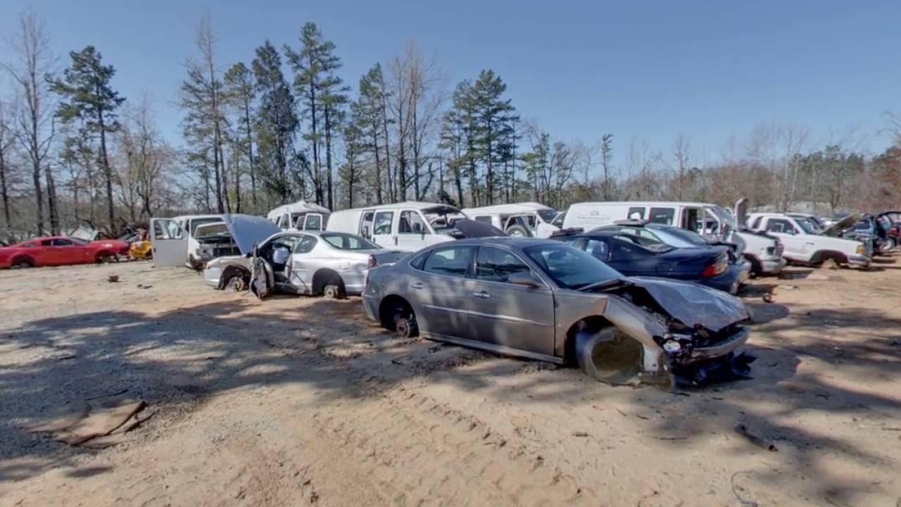 Aaa Auto Salvage Inc High Point Nc Auto Salvage Youtube