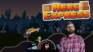 Hero Express Review (Video Game Video Review)