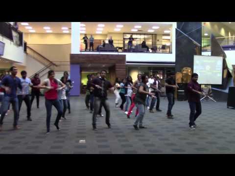 ISA Flash Mob at Wright State University (2013-11-19)