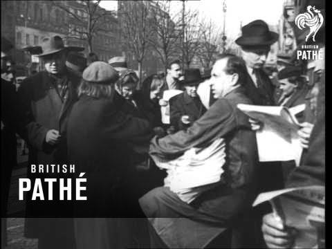 Czechoslovakia Mourns Stalin's Death. - Reel I (1953)