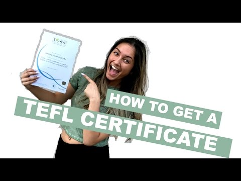 How To Get A TEFL Certificate | Tips, Tricks, Review